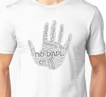 No DAPL Stop the Pipeline  Unisex T-Shirt