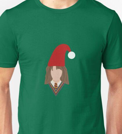 Christmas Hermione Unisex T-Shirt