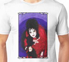 Lydia Deetz - Framed Unisex T-Shirt