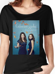 Gilmore girls - a year in the life - netflix series Women's Relaxed Fit T-Shirt