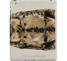 Tortoises terrapins and turtles drawn from life by James de Carle Sowerby and Edward Lear 012 iPad Case/Skin