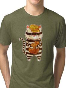 Catburglar Tri-blend T-Shirt