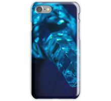 Glass - Blue iPhone Case/Skin