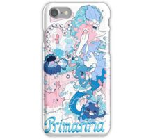 Starter's family: Primarina iPhone Case/Skin