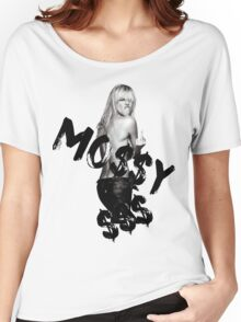 Mo$$y Women's Relaxed Fit T-Shirt