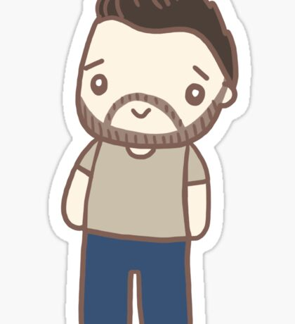 Gifted Chris Sticker