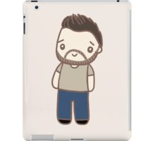 Gifted Chris iPad Case/Skin