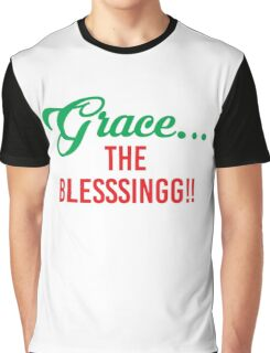 Grace The Blesssingg!! Graphic T-Shirt