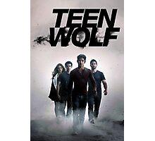 Teen Wolf Photographic Print