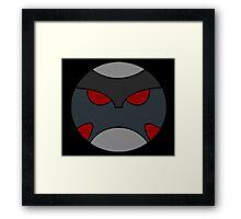 Krimzon Guard Emblem Framed Print