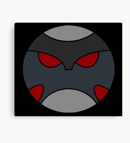 Krimzon Guard Emblem Canvas Print