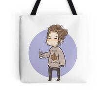 Fall Bucky Tote Bag