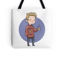 Fall Steve Tote Bag