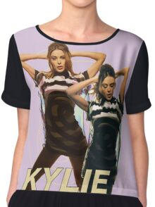 Kylie Minogue - What Do I Have To Do? - 90's Music Chiffon Top