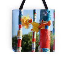 Wacky Quacker  Tote Bag