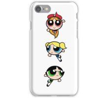The Powerpuff Girls iPhone Case/Skin