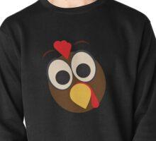 Thanksgiving - Funny Turkey Face Pullover