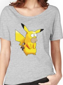 Homerkachu the Hybrid Monster Women's Relaxed Fit T-Shirt