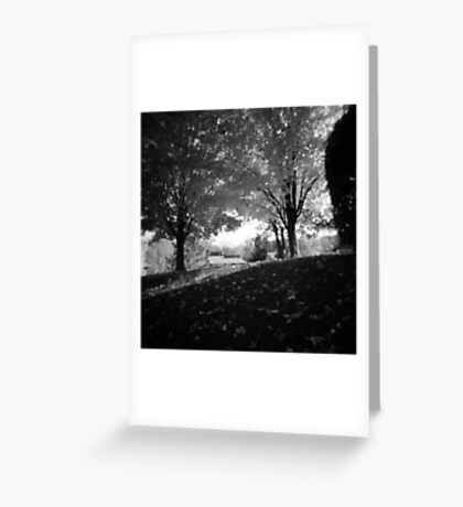 Rue Lebaudy Greeting Card