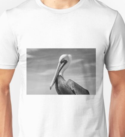 Harbor Pelican Unisex T-Shirt