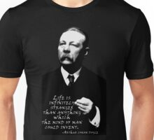 Life is Inifinitely Stranger Unisex T-Shirt