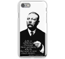 Life is Inifinitely Stranger iPhone Case/Skin