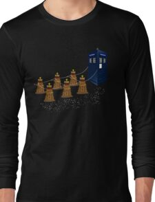 A Dalek Christmas Long Sleeve T-Shirt