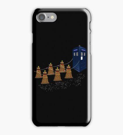 A Dalek Christmas iPhone Case/Skin