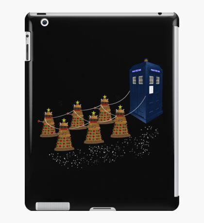 A Dalek Christmas iPad Case/Skin