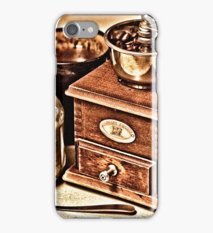 Fresh Java iPhone Case/Skin