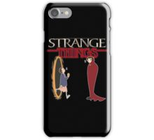 Strange Things iPhone Case/Skin