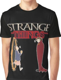 Strange Things Graphic T-Shirt