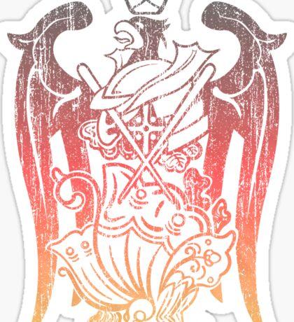Philip Frey Kamon / Coat of Arms 2 Sticker