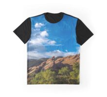 Red Rocks Graphic T-Shirt