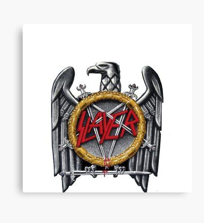 Slayer Nation Canvas Print