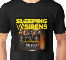 Sleeping With Sirens Tour Unisex T-Shirt