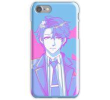Blue Jumin Han  iPhone Case/Skin