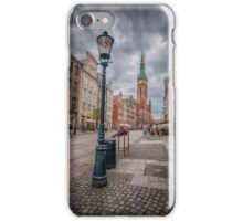Long Market Street iPhone Case/Skin