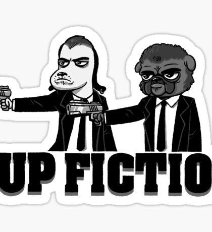 Pup Fiction Sticker