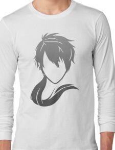 Zen Silhouette - Mystic Messenger  Long Sleeve T-Shirt