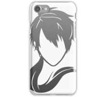 Zen Silhouette - Mystic Messenger  iPhone Case/Skin