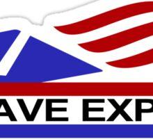 Mojave Express Sticker