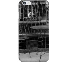 Table for Three iPhone Case/Skin