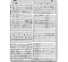 Mozart Clarinet Concerto iPad Case/Skin