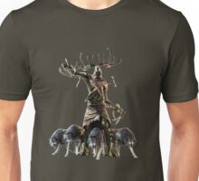 The Witcher 3 Wild Hunt-Kernun Leshen Unisex T-Shirt