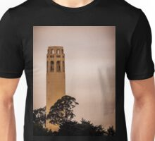 Coit Tower Unisex T-Shirt