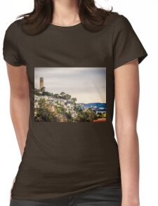 Telegraph Hill Womens Fitted T-Shirt