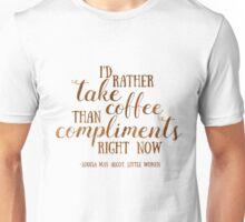 Jo's coffee Unisex T-Shirt