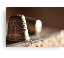 Thimble's { SOLD Image WOOOHOO thanks } Canvas Print