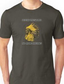 Defend The Sacred - No More Pipelines #NODAPL Unisex T-Shirt